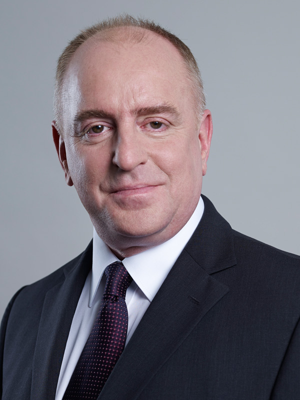 Martin Bolland - Managing Director