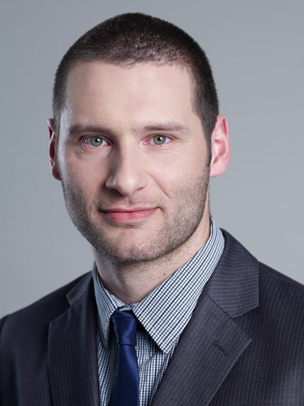 Radek Slaby - Production Planner